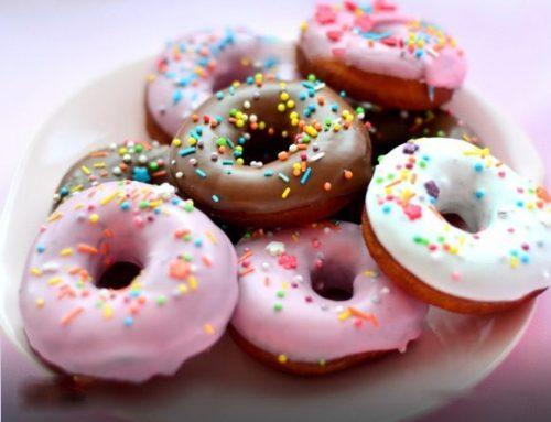 Rozprávkovo chutné donuty, ktoré si určite zamilujete!