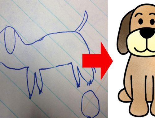 70 jednoduchých postupov, ako sa naučiť kresliť niektoré zvieratká. Zabavte sa spolu s nami!