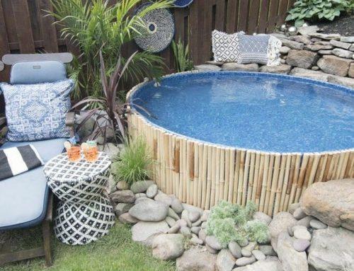 Upravte si okolie svojho bazéna a zmeňte ho tak nepoznanie. Pozrite si 30 originálnych nápadov!