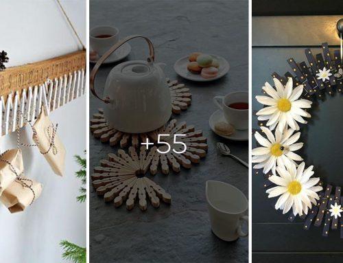 Kreatívne nápady: Spravte z obyčajných štipcov perfektné aj užitočné ozdoby