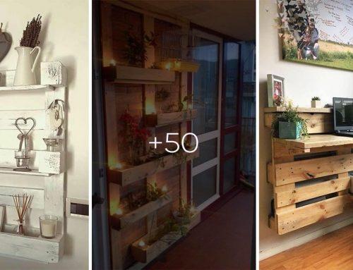 Originálny nábytok bez zbytočného utrácania? Nechajte sa inšpirovať týmito paletovými nápadmi!