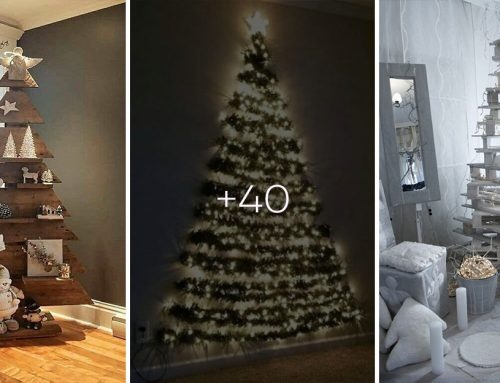 40 tipov na netradičný vianočný stromček, ktorím nahradíte tento rok tradičnú jedličku