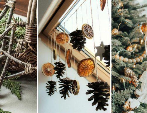 Tradičné Vianoce ako u starých rodičov. Ako si ich urobiť jednoduché a čarovné?