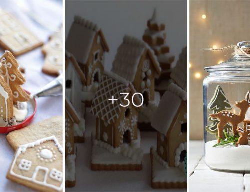 Vianočné medovníkové dekorácie. Ako si ich pripraviť a množstvo inšpirácie pre vaše šikovné ručičky