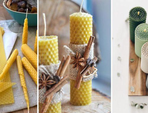 Ako vyrobiť sviečku tak, aby to zvládli aj malé deti? Vyplňte si čas peknou tvorivou činnosťou