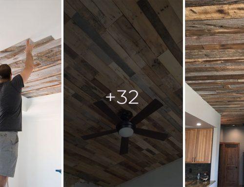 Spravte svoje bývanie výnimočné! Inšpirujte sa a obložte si stropy drevom