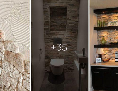 Stačí ho dať len na jednu stenu a zmeníte celú miestnosť. Pozrite si, čo dokáže kamenný obklad v interiéri