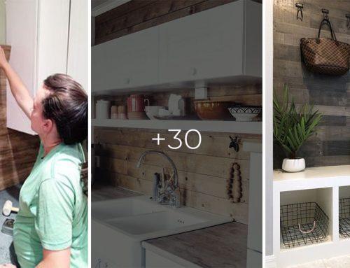 30+ úžasných nápadov, ako dokáže plávajúca podlaha zmeniť vašu stenu na nepoznanie