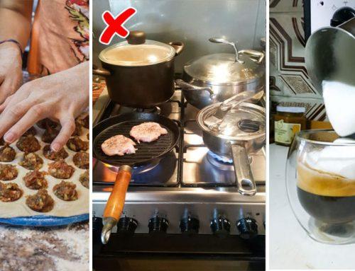 20+ skvelých kuchárskych trikov, ktoré učia šéfkuchárov na špičkových kurzoch a školeniach