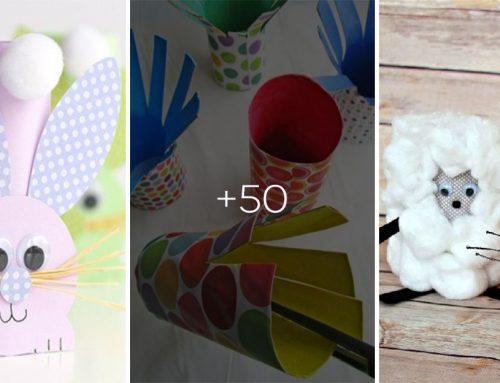 50 fantastických veľkonočných nápadov z papierových roliek, ktoré zvládne vyrobiť naozaj každý