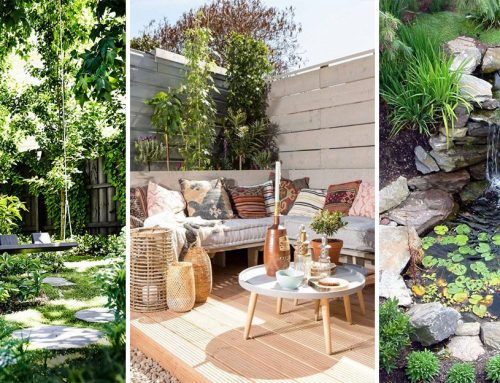 Ako si vytvoriť útulnú záhradu v deviatich jednoduchých krokoch. Na toto nesmiete zabudnúť!