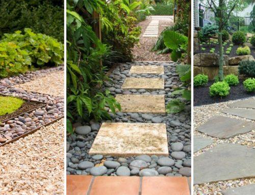 Štrková záhrada: takto môžete vytvoriť modernú a ľahko udržiavateľnú záhradu