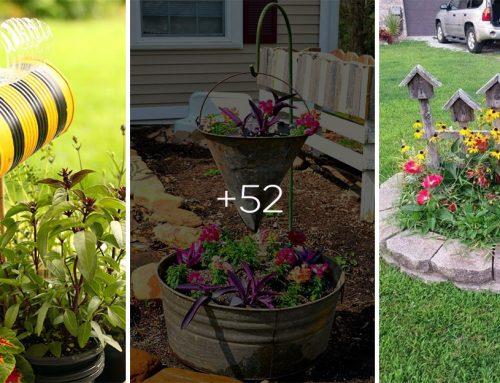 50+ rozprávkových nápadov do každej záhrady. Spríjemnite si čas strávený v nej krásnou dekoráciou