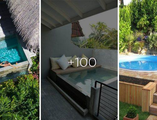 Aj do malej záhrady zmestíte bazén. Pozrite si viac ako 100 inšpirácií a vytvorte si v záhrade fantastickú vodnú oázu