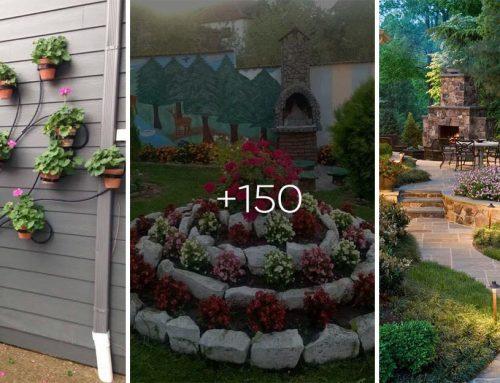 150 fantastických nápadov do každej záhrady, ktoré vás určite vytiahnu von. Inšpirujte sa!
