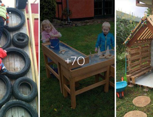 Pripravte deťom na záhrade dobrodružné leto. Viac ako 70 perfektných nápadov, ako vyhnať deti von