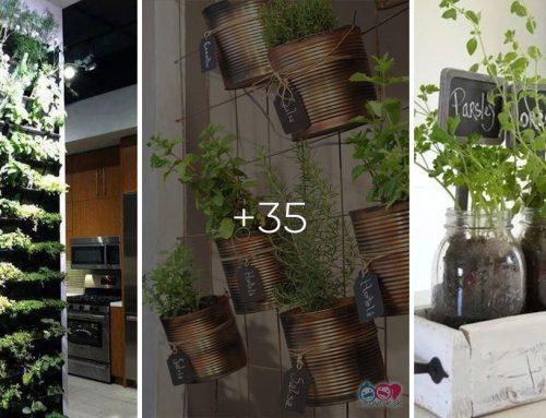35 inšpiratívnych nápadov, ako si dopestovať čerstvé bylinky priamo vo vašej kuchyni
