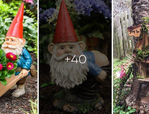 Trpaslíci na záhrade nemusia byť gýč: Ako ich vtipne usadiť do záhrady? Inšpirujte sa