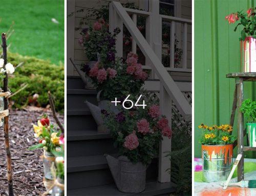 60+ jedinečných a kreatívnych nápadov, ako si vytvoriť záhradný kvetináč s čohokoľvek