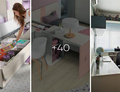 Ako využiť priestor v malej detskej izbe čo najefektívnejšie? Viac ako 40 tipov a skvelých nápadov si pozrite tu