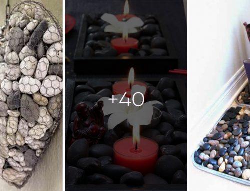 Ako dokáže obyčajný kameň pretvoriť váš interiér na úžasný? Toto dokážete sami a výsledok je dokonalý