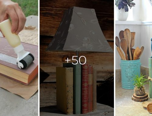 Hľadáte netradičné dekorácie pre váš domov? Zužitkujte staré, poškodené knihy. Inšpirujte sa ako