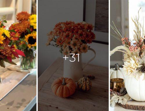 Zívajú vaše vázy prázdnotou? Pripravte si do nich nádherné jesenné pugety a privítajte jeseň