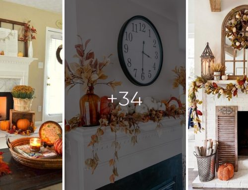 Pripravte si doma hrejivé jesenné posedenie pri krbe. Máme pre vás množstvo inšpirácie