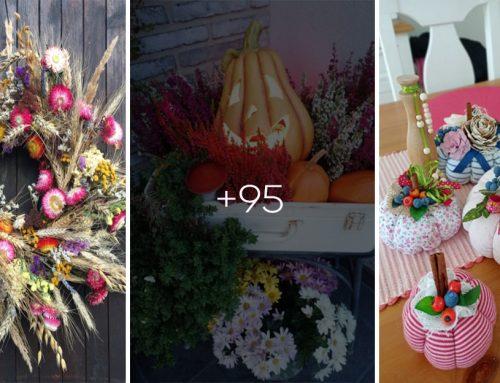 Jesenné inšpirácie z Vašich domovov: Nájdete medzi výrobkami aj ten svoj?!